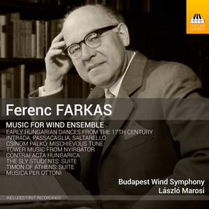 Farkas: Music For Winds