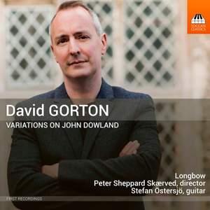 Gorton: Variations on John Dowland