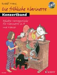 Mauz, R: Die fröhliche Klarinette