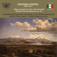 R. Castro: Cello Concerto & Piano Concerto