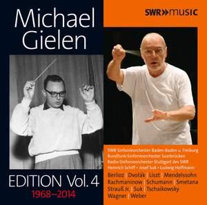 Michael Gielen Edition Volume 4