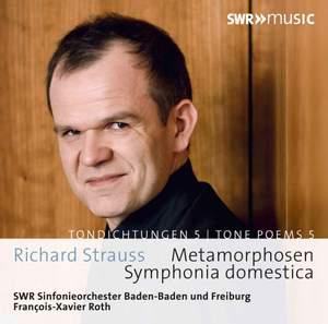 Richard Strauss: Tone Poems, Vol. 5