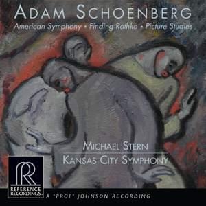 Adam Schoenberg: American Symphony