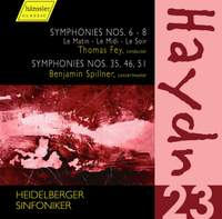 Haydn - Complete Symphonies Volume 23