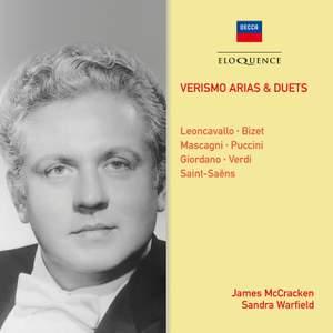 Verismo Arias and Duets
