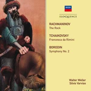 Rachmaninov, Tchaikovsky, Borodin: Orchestral works Product Image