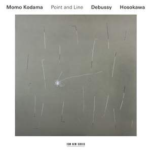 Point And Line: Debussy & Hosokawa Etudes