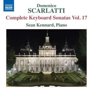 Scarlatti - Complete Keyboard Sonatas Volume 17