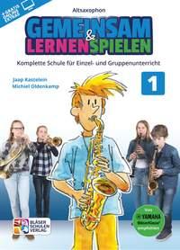 Gemeinsam Lernen & Spielen 1 Altsaxophon