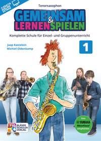 Gemeinsam Lernen & Spielen 1 Tenorsaxophon
