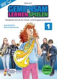 Gemeinsam Lernen & Spielen 1 Horn in F