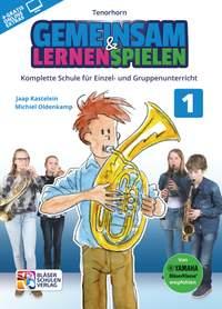Gemeinsam Lernen & Spielen 1 Tenorhorn