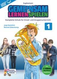 Gemeinsam Lernen & Spielen 1 Euphonium