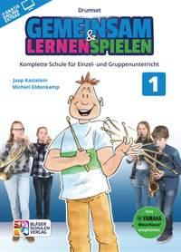 Gemeinsam Lernen & Spielen 1 Drumset