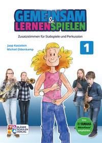 Gemeinsam Lernen & Spielen 1 Stabspiele & Perkussi