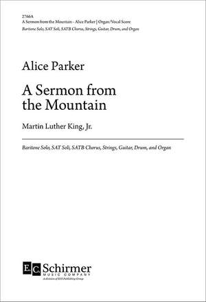 Alice Parker: Sermon from the Mountain