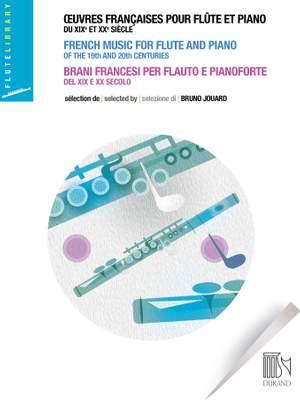 Œuvres françaises pour flûte et piano