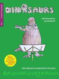 Zoe Booth: Dinosaurs for solo flute