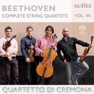 Beethoven: Complete String Quartets Volume 7
