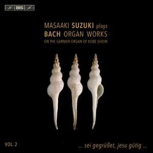 JS Bach: Organ Works, Vol. 2