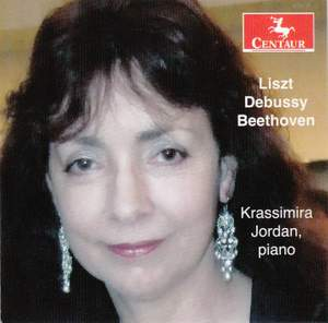 Liszt, Debussy & Beethoven: Piano Works