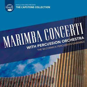 Marimba Concerti with Percussion Orchestra Product Image