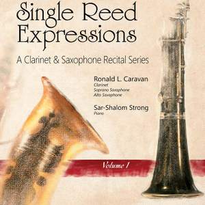 Single Reed Expressions, Vol. 1 Product Image