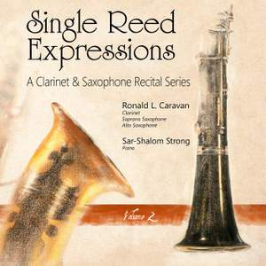 Single Reed Expressions, Vol. 2 Product Image
