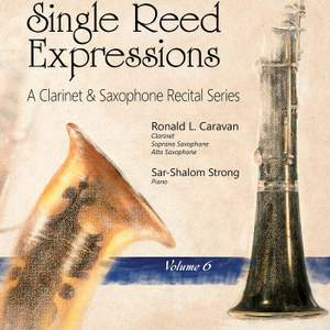 Single Reed Expressions, Vol. 6 Product Image