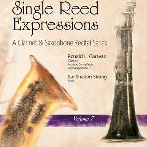 Single Reed Expressions, Vol. 7 Product Image