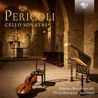 Pericoli: Cello Sonatas (6)
