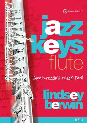 Jazz Keys Flute - Level 1