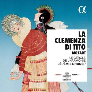 Mozart: La clemenza di Tito, K621 Product Image