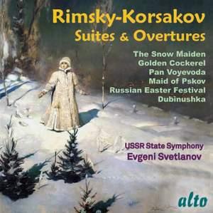 Rimsky Korsakov: Suites & Overtures