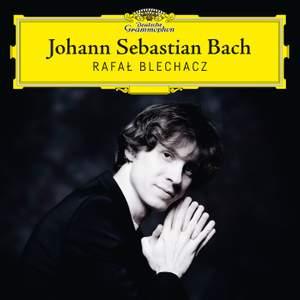 Johann Sebastian Bach - Rafał Blechacz Product Image