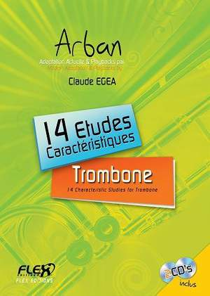 Jean-Baptiste Arban: 14 Characteristic Studies from Arban's Method