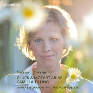 Camilla Tilling sings Gluck and Mozart Arias