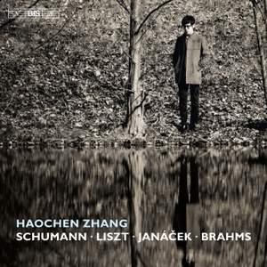 Schumann, Liszt, Janáček & Brahms: Piano Works