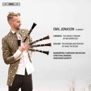 Emil Jonason plays Lindberg & Golijov