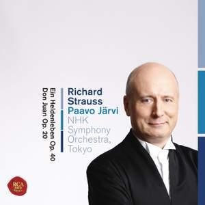 Paavo Järvi conducts Richard Strauss