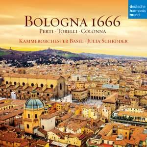 Bologna 1666: Perti, Torelli, Colonna
