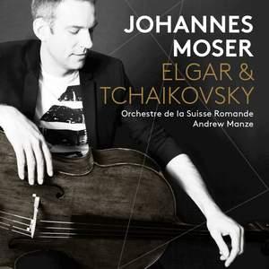 Elgar & Tchaikovsky: Cello Works