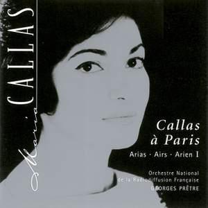 Callas à Paris 1