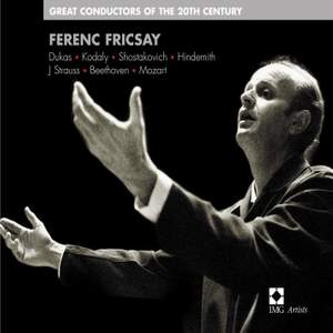 Ferenc Fricsay : Great Conductors of the 20th Century