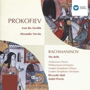 Prokofiev: Ivan the Terrible & Alexander Nevsky
