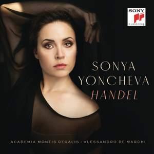 Handel: Sonya Yoncheva Product Image