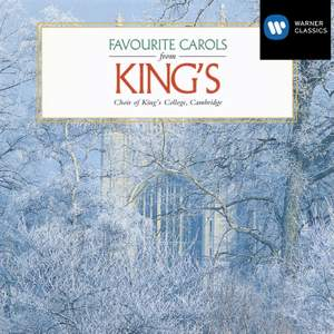 Favourite Carols from King's Product Image