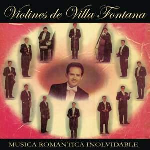 Música Romántica Inolvidable Violines de Villa Fontana