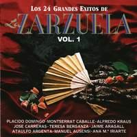 24 Grandes Éxitos de Zarzuela, Vol. 1