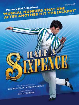 Stiles, G: Half a Sixpence (vocal selections) (new) Product Image